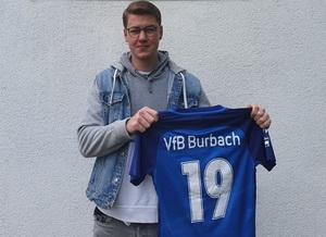 VfB Burbach vermeldet weiteren Neuzugang