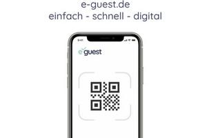 Ab sofort: Digitale Kontaktdatenerfassung